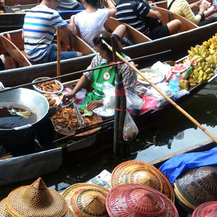 Umzug Wollerau Bangkok