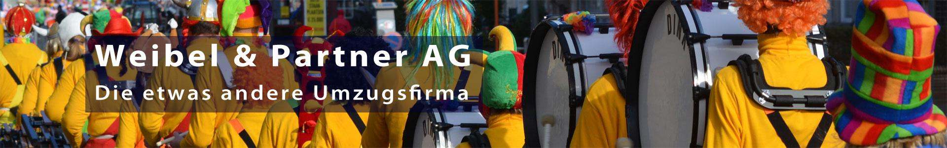 Weibel & Partner AG - die etwas andere Umzugsfirma