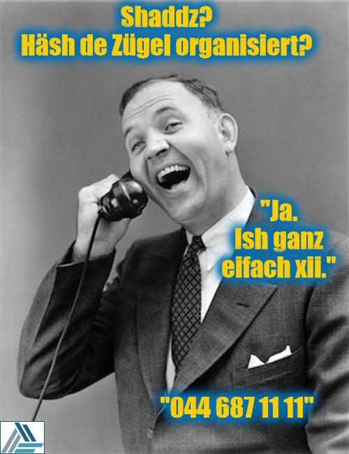 Vintage Telefonanruf